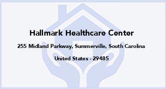 Hallmark Healthcare Center