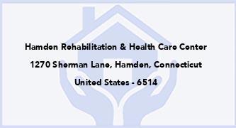 Hamden Rehabilitation & Health Care Center