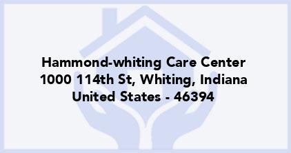 Hammond-Whiting Care Center