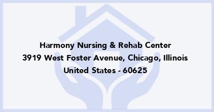Harmony Nursing & Rehab Center