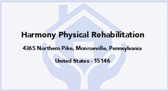 Harmony Physical Rehabilitation