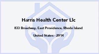 Harris Health Center Llc