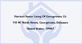 Harrison Senior Living Of Georgetown, Llc
