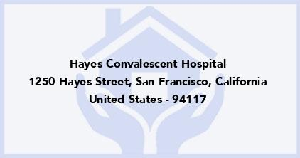 Hayes Convalescent Hospital