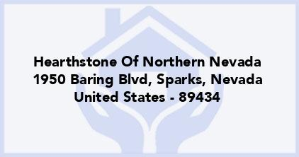 Hearthstone Of Northern Nevada