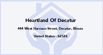 Heartland Of Decatur