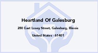 Heartland Of Galesburg