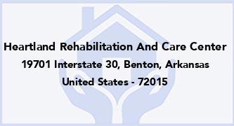 Heartland Rehabilitation And Care Center