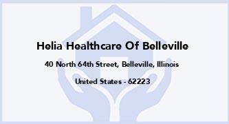 Helia Healthcare Of Belleville