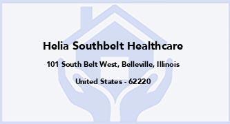 Helia Southbelt Healthcare