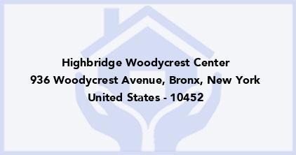 Highbridge Woodycrest Center