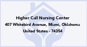 Higher Call Nursing Center