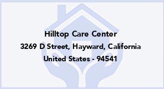 Hilltop Care Center