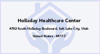 Holladay Healthcare Center