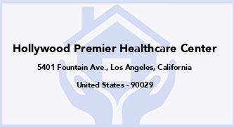 Hollywood Premier Healthcare Center