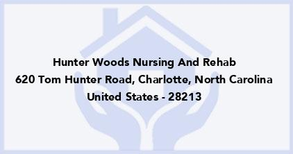 Hunter Woods Nursing And Rehab