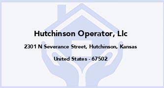 Hutchinson Operator, Llc