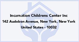 Incarnation Childrens Center Inc