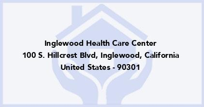 Inglewood Health Care Center