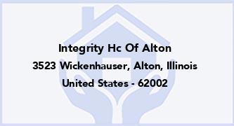Integrity Hc Of Alton