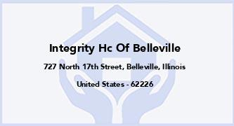 Integrity Hc Of Belleville