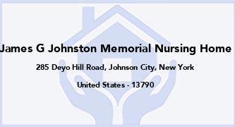 James G Johnston Memorial Nursing Home