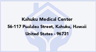 Kahuku Medical Center