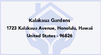 Kalakaua Gardens
