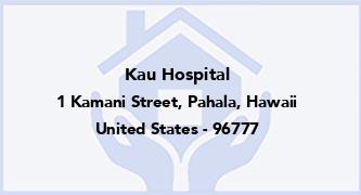 Kau Hospital