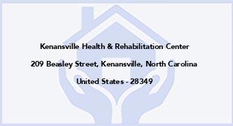 Kenansville Health & Rehabilitation Center