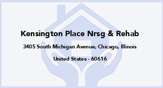Kensington Place Nrsg & Rehab