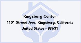 Kingsburg Center