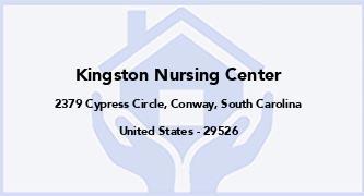 Kingston Nursing Center