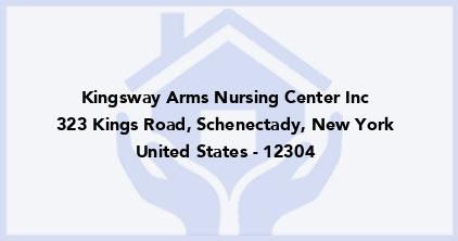 Kingsway Arms Nursing Center Inc