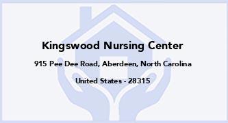 Kingswood Nursing Center