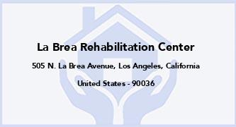 La Brea Rehabilitation Center