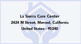 La Sierra Care Center
