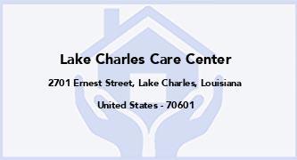 Lake Charles Care Center