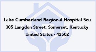 Lake Cumberland Regional Hospital Scu