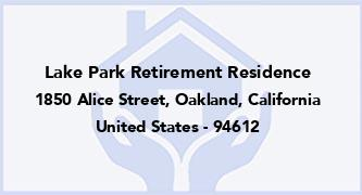 Lake Park Retirement Residence