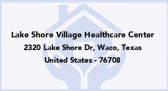 Lake Shore Village Healthcare Center