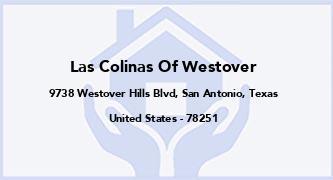 Las Colinas Of Westover