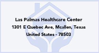 Las Palmas Healthcare Center