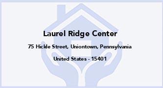 Laurel Ridge Center
