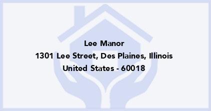 Lee Manor