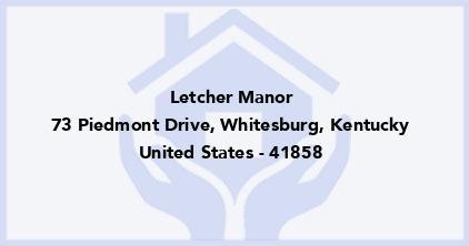 Letcher Manor