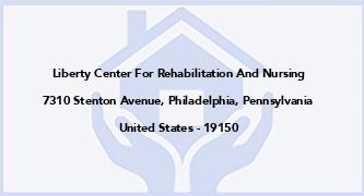 Liberty Center For Rehabilitation And Nursing