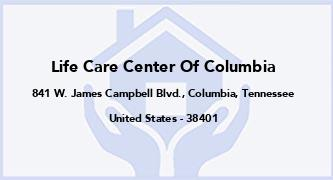Life Care Center Of Columbia