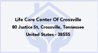 Life Care Center Of Crossville