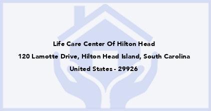 Life Care Center Of Hilton Head